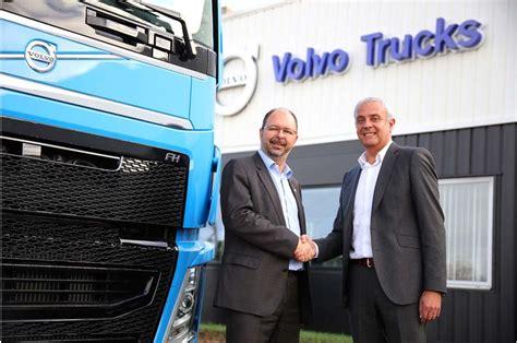 volvo trucks france nomme  nouveau directeur commercial