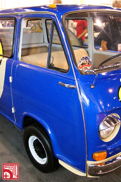 subaru sambar van subaru 360 van automotive news