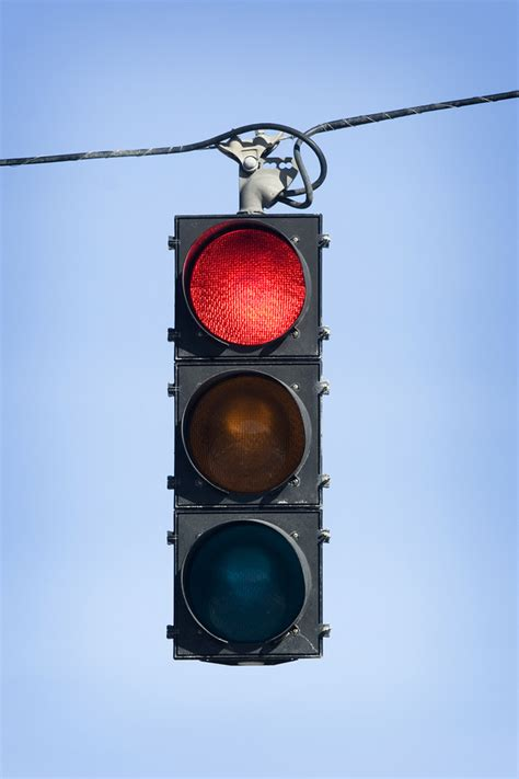 Traffic Light by Dead Tadpole Rider