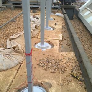 effisus stopper – penetration sealing solution for roofs