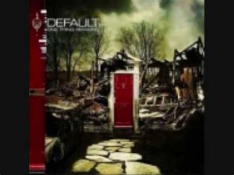 One One Default it only hurts by default with lyrics