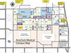 of colorado anschutz cus map universityparent guide to of colorado anschutz