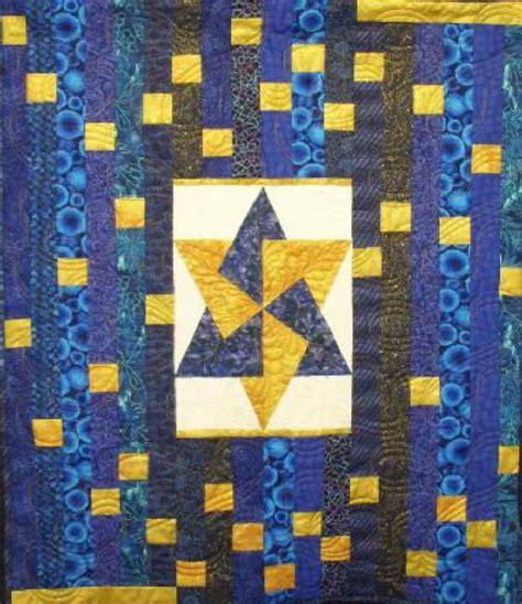 quilt pattern star of david 15 best patchwork judaica images on pinterest quilting