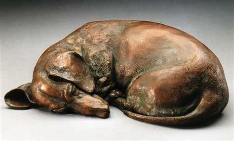Swety Bronze Size L 30 4 standard dachshunds bronze sculpture by sculptor