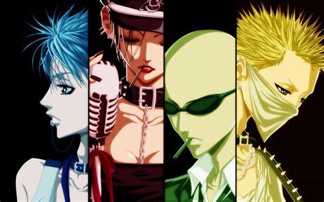 Anime X by Characters Of Nana Anime Anime X