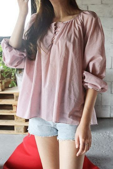 Blouse Rara 4540 best style clothes images on fashion blogs korean style and daily fashion