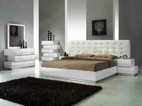 Contemporary White Bedroom Furniture Modern White Bedroom Furniture Decor Ideasdecor Ideas
