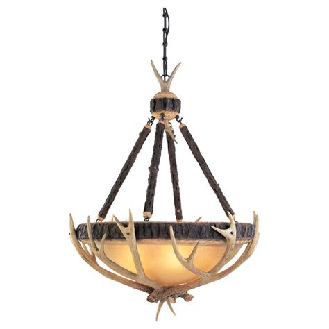 Lodge Light Fixtures Lodge Light Fixtures Monte Carlo 174 Great Lodge 5 Light Pendant Fixture 178456 Lighting At