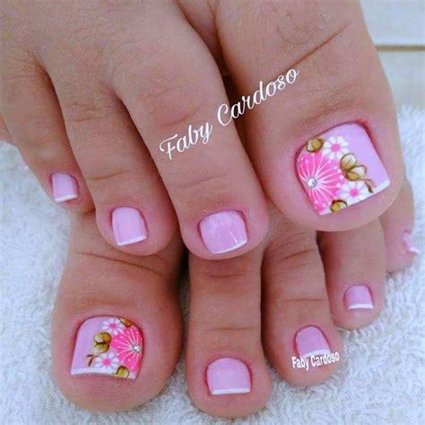 imagenes uñas decoradas delos pies pin de jodi bennett cash en pedicure pinterest dise 241 os