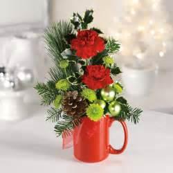 santa s cocoa mug by seasons floral home amp gift