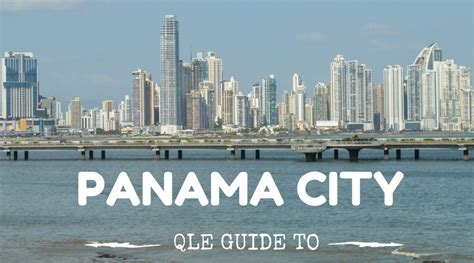 Beautiful In Spanish by Qle Guide To Panama City Joy And Journey