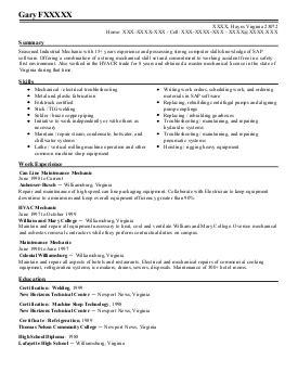 Skill Trade Resume by Skilled Trades Hotels Resume Exles Find The Best