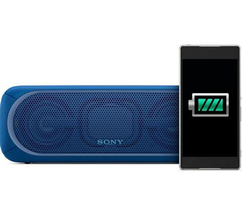 Speaker Wireless Bluetooth Sony Srs Xb30 buy sony srs xb30 portable bluetooth wireless speaker