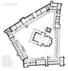 In Plan File Rila Monastery Plan Png Wikimedia Commons