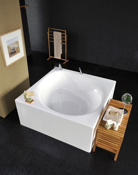 square bathtub aquatica liquid space freestanding acrylic bathtub