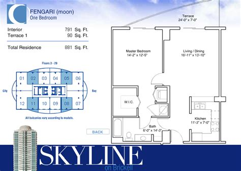 Skyline Floor Plans | skyline home floor plans house design plans