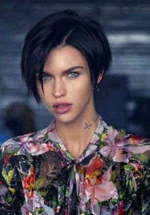 Best 25  Ruby rose hair ideas on Pinterest   Ruby rose