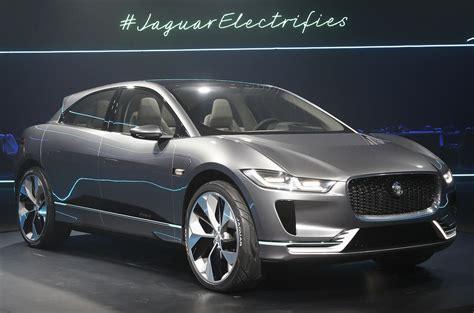 jaguar jeep 2018 2018 jaguar i pace electric suv revealed plus exclusive