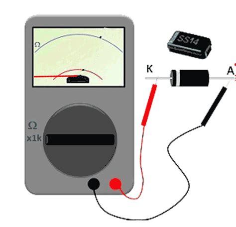 Multimeter Jarum mengetahui dioda putus pada printer