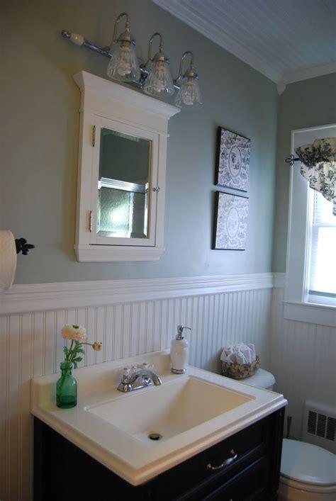ideas  beadboard bathroom  pinterest home