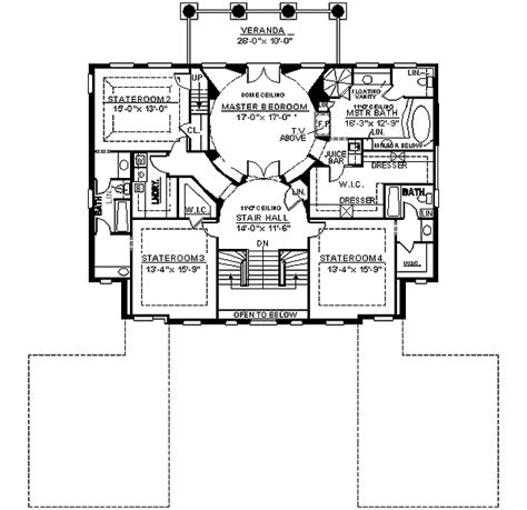 cost efficient floor plans cost effective luxury house plan 12174jl european
