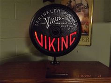 Alarm Gong Viking 1000 images about vintage sprinkler protection on