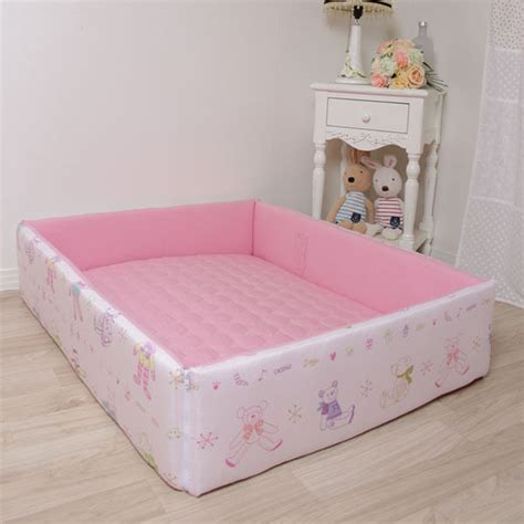Baby Crib Items Desingdeco Bumper Baby Bed Crib Size 80cmx100cm Various