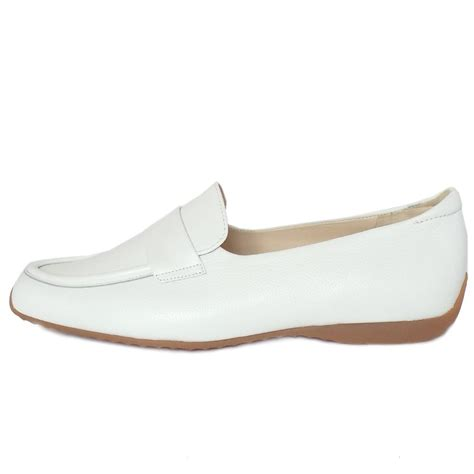 white loafers shoes kaiser rienzi s smart casual loafers in