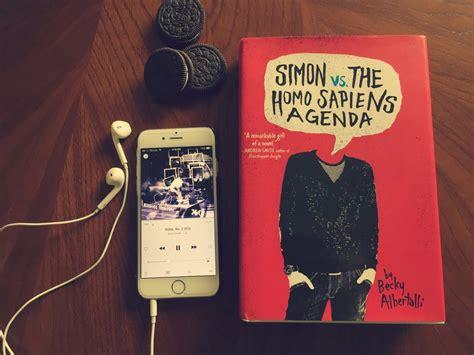 Simon Vs Homosapiens Agenda Becki Albertalli simon vs the sapiens agenda becky albertalli