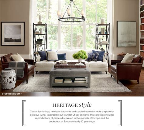 european accent furniture williams sonoma home