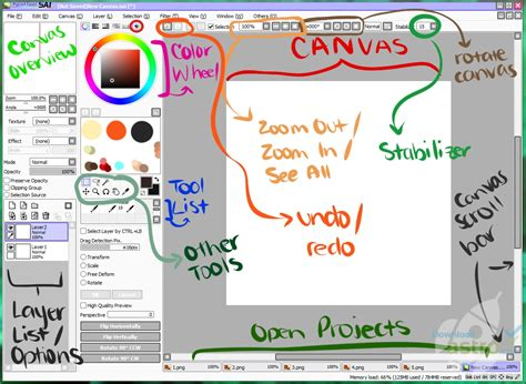 tool sai painttool sai version 2017 free