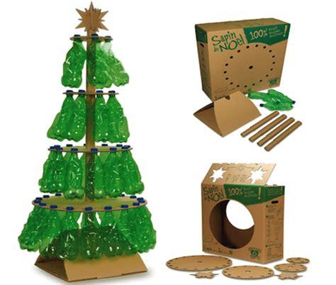 arboles navidad reciclados arboles de navidad reciclados 2015 botellas de plastico