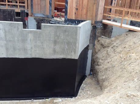 Waterproofing for Concrete Foundations   The Concrete Network