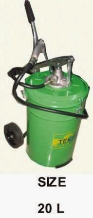 Tekiro Pompa Gemuk Drum 20l alat alat teknik dan tools skits dongkrak botol chain