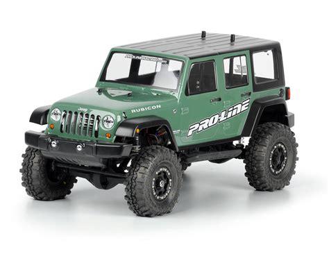 rc jeep wrangler unlimited pro line scx10 jeep wrangler unlimited rubicon 12 3