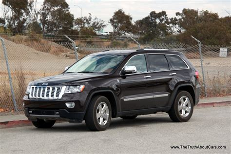 badass jeep grand cherokee 2012 jeep grand cherokee overland summit 012 the truth