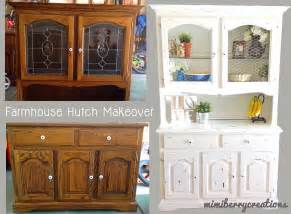 Kitchen Hutch Furniture mimiberry creations quot fixer upper quot inspired farmhouse hutch