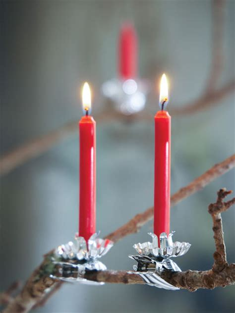 christmas tree candles nordic house