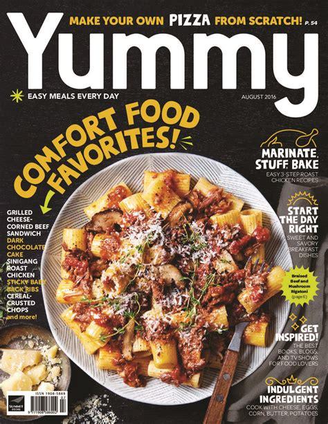 Cytotec Philippines Aug 2016 Yummy Philippines Magazine August 2016 Gramedia Digital