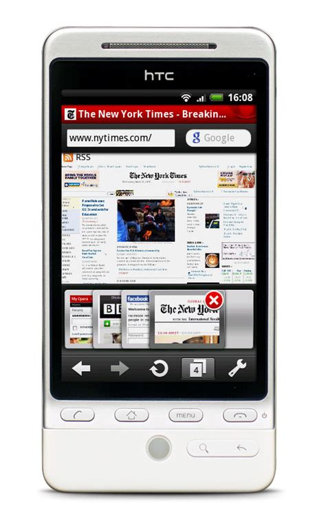 mini opera for android opera mini android