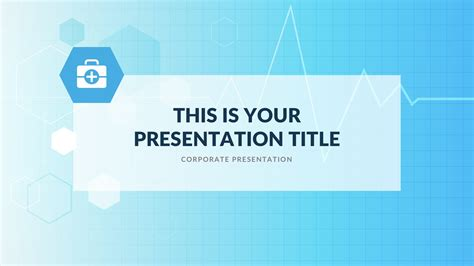 Alpha Medical Powerpoint Template Keynote Themes And Google Slides Health Template