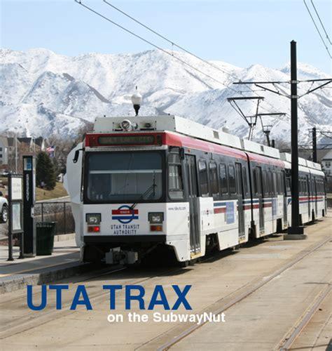 utah s uta trax on the subwaynut