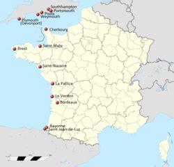 porti della francia operazione ariel