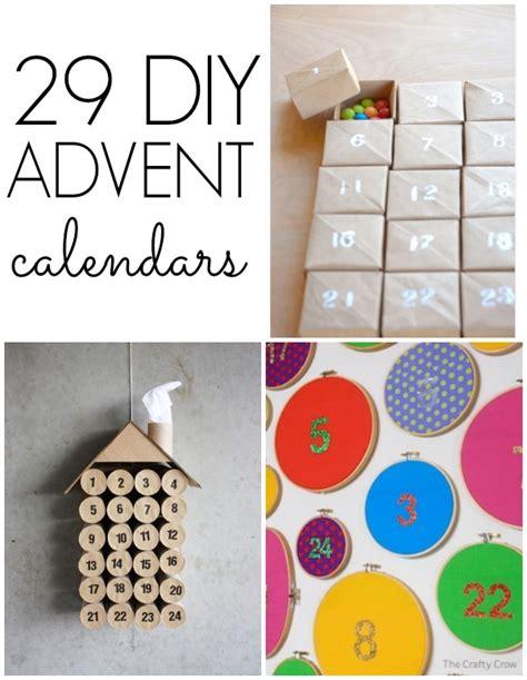 advent calendars for children to make 29 diy advent calendars c r a f t
