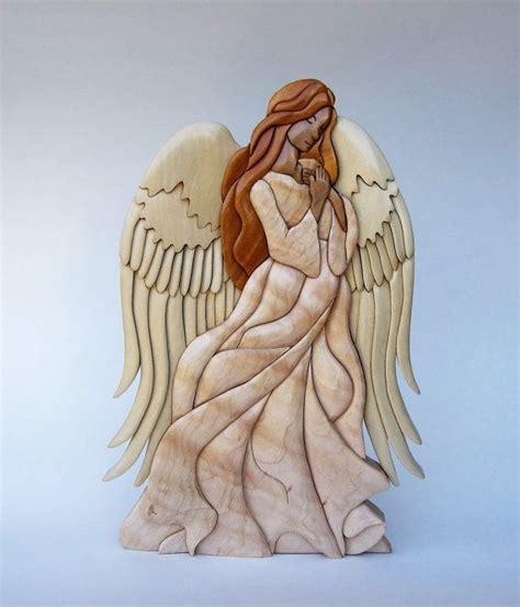 herald angel intarsia    approximately
