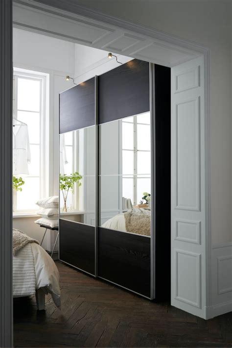 armoire 3 portes coulissantes ikea armoire ikea porte coulissante miroir evtod