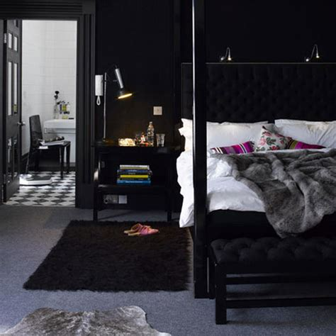 black bedrooms wonderful bedroom decor ideas in black and white home design