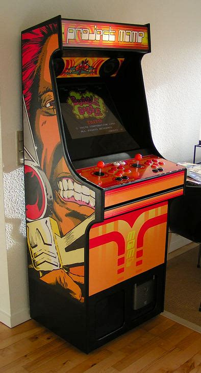 Make Your Own Arcade Cabinet by Project Mame Build Your Own Mame Cabinet See How Here