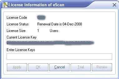 escan antivirus free download 2012 full version for pc escan antivirus 2012 trial version