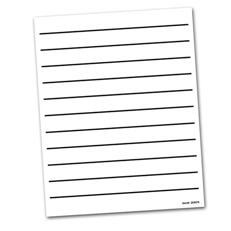 free printable bold lined paper maxiaids bold line writing paper with large 0 875 in spaces